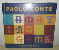 PAOLO CONTE - INSTRUMENTAL MUSIC - CD
