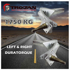 TROJAN DURATORQUE TRAILER SUSPENSION SYSTEM KIT 1750KG AXLE TANDEM TRAILER PARTS