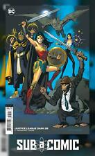 JUSTICE LEAGUE DARK #28 KEVIN NOWLAN VARIANT (DC 2020 1st Print) COMIC