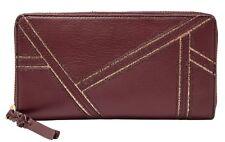 FOSSIL Monedero Caroline Zip Around Wallet RFID