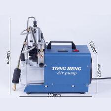 TOP 220V/110V  30MPa Air Compressor Pump PCP Electric High Pressure System Rifle
