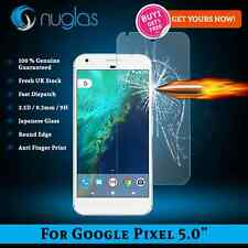 "2 x 100% Genuine Nuglas GOOGLE PIXEL 5.0"" Japanese Tempered Glass Protector"