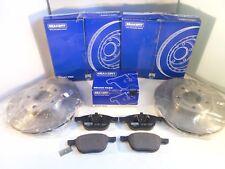 FORD Focus Mk2 Dischi Freno Anteriore E Pastiglie Set 300 mm 2004-2012 * Autentico brakefit *