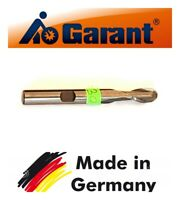 GARANT FEINSTKORN Solid Carbide End Mill R6mm Shank Dia 6MM TiAIN Coat 2-Flute