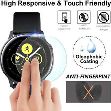 2 X TEMPERED GLASS SCREEN PROTECTOR FOR SAMSUNG GALAXY WATCH ACTIVE 2 40/44MM