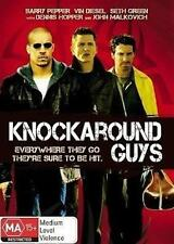 KNOCKAROUND GUYS Barry Pepper, Vin Diesel, Seth Green DVD NEW