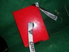 Vintage Plak-O Ribbon Penetration Magic Trick Plexiglass Vintage Collectible