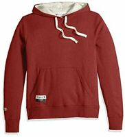 Champion Men's Authentic Originals Sueded Fleece Pullover, Red, Size X-Large mgC
