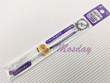 5 pcs Pilot Hi-Tec-C Coleto RollerBall Pen 0.4mm Ultra Fine Refills, VIOLET