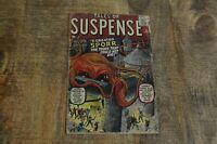 Tales of Suspense #11 (Marvel Comics, September 1960) PR 1.0