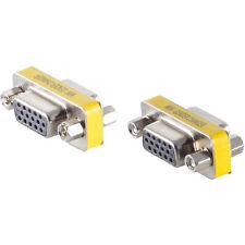 Gender Changer HDD 15 pol. Buchse auf 15 pol Buchse HDD-Stecker Kupplung