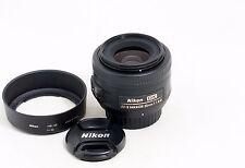 Nikon AF-S DX NIKKOR 35mm f/1.8G Lens d40x d90 d3200 d3300 d5100 d5200 d7100