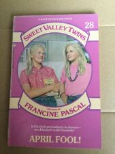Sweet Valley Twins- April Fool! # 28