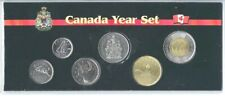 2020 Canadian Brilliant Uncirculated Canadian Six Coin Year Set in Nice Display!