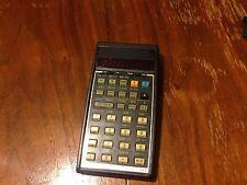 Vintage HP-34c Calculator Hewlett Packard