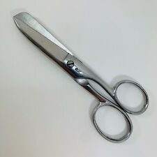 "Antique Rostfri Eskilstuna Right Handed Swedish Scissors Shears - 2 3/4"" Blade"
