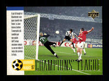 Juventus Turin Champions League 1997 Upper Deck Nr.81