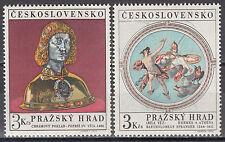 CSSR / Ceskoslovensko Nr. 1943-1944** Prager Burg
