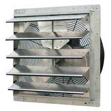 Shutter Mounted Wall Fan Exhaust 20