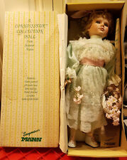 a Connoisseur Collection Doll From Seymour Mann