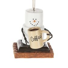 Midwest of Cannon Falls Original S'more With Coffee Mug Ornament Free Ship Usa
