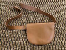 Forever 21 Brown Faux Leather Belt Bag