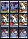1984 Donruss Baseball Cards 61