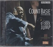 "COUNT BASIE - One O'Clock Jump - 2 CD Set - NEW & SEALED - ""Rare"" 1st Class Post"