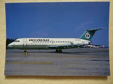 BOURAQ INDONESIA AIRLINES   BAC 111-200    PK_PJF    / collection vilain N° 1150