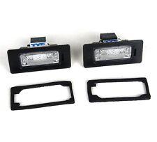AUDI A1 A4 A6 A7 Q5 SKODA FABIA YETI SUPERB - Number Plate Lights L&s -  sc 1 st  eBay & Buy Car Number Plate Lights for ŠKODA | eBay