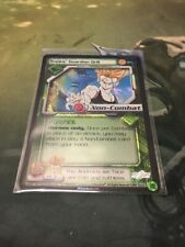 Trunk's Guardian Drill DBZ DragonballZ Ultra Rare #125 Score 2001 Near Mint