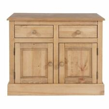Pine Living Room Traditional Sideboards, Buffets & Trolleys