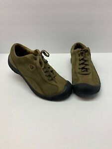 Keen Toyah Leather Hiking Trail Lace Up Shoes Women's Size 9 Free Shipping