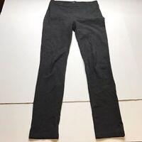 NYDJ Legging Pull On Pants Size 6 Gray Stretch Lift Tuck Technology A536