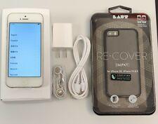 iPhone 5, White, 16GB, Unlocked, 4G LTE