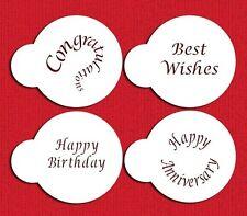 Special Occasion Cookie Stencil by Designer Stencils #C135
