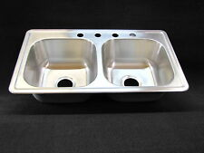 Kitchen Sink 33x19 Ebay