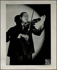 Jascha HEIFETZ (Violin): Original Photo
