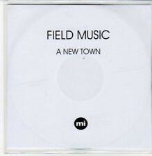 (DC32) Field Music, A New Town - 2011 DJ CD