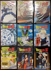 Dragon Ball Z Cell Games 9 DVDs Complete UNCUT VERSION (DVD, 2005, BRAND NEW)