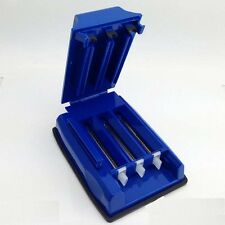 84mm Manual Triple Cigarette Tube Injector Roller Maker Tobacco Rolling Machine