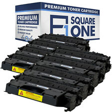 eSquareOne Toner Cartridge Replacement for Canon C120 2617B001AA (Black, 8-Pack)