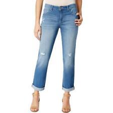 Jeans 22W Plus Style&co $64 NWT Stretch Denim Medium Boyfriend Mid-Rise MC496