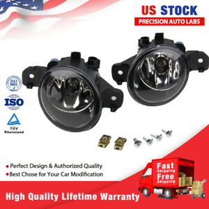 FOG LIGHT DRIVING LAMP WITH H11 BULB FOR NISSAN SENTRA ALTIMA ROGUE MAXIMA VERSA