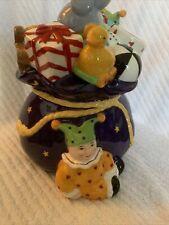 mary engelbreit enesco The Joker Cookie Jar