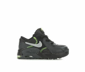 Toddler's Nike Air Max Excee Anthracite/Metallic Silver (CD6893 010)
