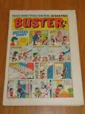 BUSTER 16TH JULY 1966 FLEETWAY BRITISH WEEKLY COMIC*