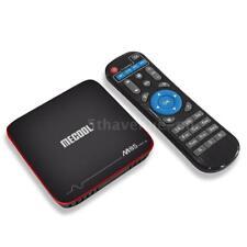 MECOOL M8S PRO W Android 7.1 TV Box Amlogic Quad Core 4K HD 3D WiFi Media 2G+16G