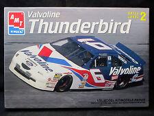 AMT - ERTL Valvoline Ford Thunderbird #6 1:25 Model Kit # 8088 NIB Sealed