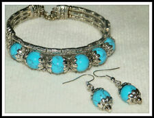 Turquoise Natural Beaded Fashion Bracelets